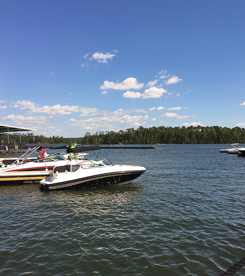 lake martin boaters